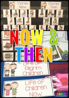 Now and Then Print &