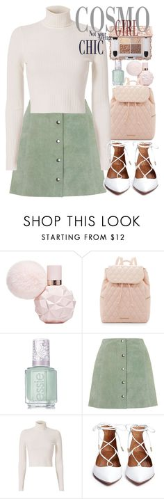 """""""Hi, my name is Jozy💖"""" by erohina-d ❤ liked on Polyvore featuring beauty, Vera Bradley, Essie, Topshop and A.L.C."""