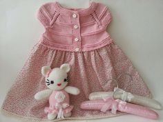 http://instagram.com/cottonncandyhobi For price info and order 05343918541 #dress #pink #baby #girl #handmade #çocuk #kız #elbise #günlük #beautifull #dıy #elyapımı #elişi #hobi #forsale #sale #knit #crochet #dikiş #örgü #anne #ebeveyn #bebek #kızçocuk #knitting #knit