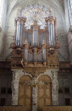 Cathédrale Saint-Nazaire de Béziers 34