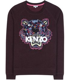 Shop Embroidered cotton sweater presented at one of the world s leading  online stores for luxury fashion. 9039e6850570