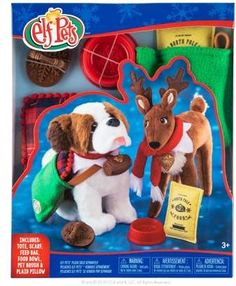 c40edf28c6253 Elf on the Shelf(R) Elf Pets Toy Accessory Set  separately sold