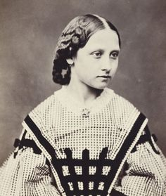 Princess Louise, the child of Queen Victoria & Prince Albert, 1859 Queen Victoria Children, Queen Victoria Prince Albert, Victoria And Albert, Victoria Family Tree, Queen Victoria Family, Princess Louise, Prince And Princess, Queen Victoria's Daughters, Windsor