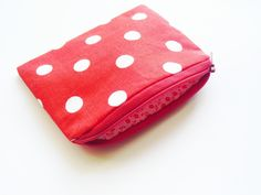 Minitasche Geldbörse von erdbeerloni auf DaWanda.com