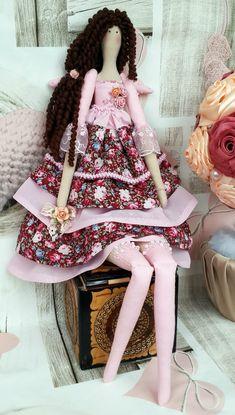 Ека-Тильда. Hand made. Купить куклу Тильда.