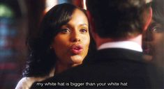 20 Traits That Make Olivia Pope The Best Choice For President