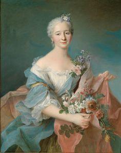 Аукционное: François Hubert Drouais (Paris 1727–1775)   Портрет леди.. Обсуждение на LiveInternet - Российский Сервис Онлайн-Дневников