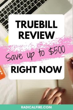 Do you want to lower your bills and save money? Truebill will negotiate lower prices for services you use. In this Truebill review you will learn everything about the app, if it's safe or a scam, and how to use it. Start saving money today! Save Money On Groceries, Save Your Money, Ways To Save Money, Money Saving Challenge, Money Saving Tips, Dividend Investing, Creating Wealth, Money Today, Investing Money