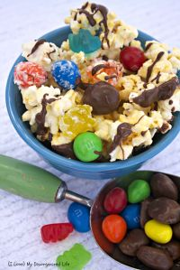 Movie Theater Popcorn. Looking for that perfect snack for your movie night this weekend? Here it is!!