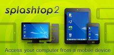 Splashtop 2 - Remote Desktop v2.1.5.3 (Android Application)