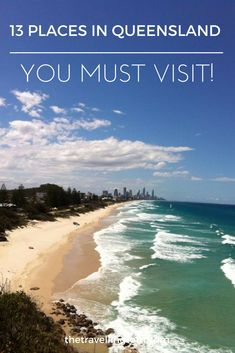 places to visit in Queensland pin