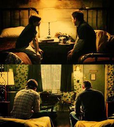 A Very Supernatural Christmas - Sam and Dean Winchester, still in crappy motel rooms on Christmas; Sam And Dean Winchester, Sam Dean, Winchester Brothers, Supernatural Quotes, Supernatural Tv Show, Supernatural Christmas, Sherlock Quotes, Supernatural Seasons, Sherlock John