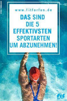 Du möchtest abnehmen, weißt aber nicht, welche Sportart am effektivsten ist? Wir haben den Test gemacht! #abnehmen #sport #diät #workout