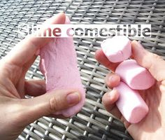 slime sans colle sans borax Pate Slime, Jelly Crystals, Diy, Crafts, Colle Slime, Edible Slime, Manon, Rose Marie, Anti Stress