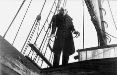 Nosferatu – the first vampire film | Ophelia's Fiction Blog
