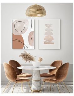 Mid Century Modern Neutral Colors Printable Wall Decor Set of 2, Abstract Neutral Colors Art Print Set, Geometric Terracotta Art Boho Decor #diy #canvas #wall #art #bedroom #ideas #diycanvaswallartbedroomideas Printable art is one of the most affordable, quick and easy ways to transform your space. We Create Prints offers bohemian, modern, mid-century, and minimalist wall art. You can download, print and frame it to update your home or office. It's easy! Download, print, frame and hang. •••… Wall Decor Set, Wall Art Sets, Art Deco Wall Art, Home Decor Wall Art, Framed Wall Art, Art Art, Décoration Mid Century, Mid Century Wall Art, Mid Century Decor