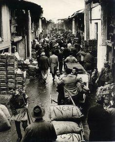Athanassios Tsagris, Greece 1950-1970
