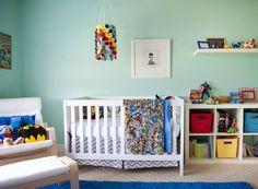 Project Nursery - Super Hero Boy Nursery - Project Nursery
