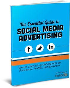 #ebook: The Essential Guide to #SocialMedia #Advertising - Laat je door de adverteermogelijkheden op Facebook, Twitter en LinkedIn heen leiden: http://www.heuvelmarketing.com/ebook-the-essential-guide-to-social-media-advertising #advertentie #adverteren #marketing