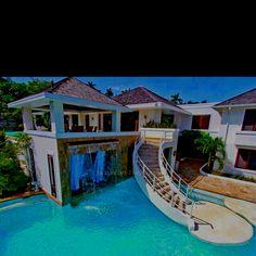 I really want a house like this...