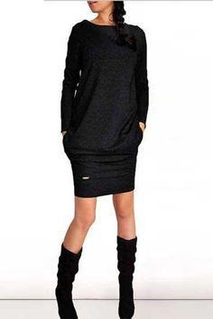 Cupshe All Day Sweatshirt Dress