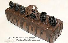 Prajitura Noire fara coacere - Adygio Kitchen. O prajtura de casa foarte aspectuoasa cu care veti impresioana pe oricine, cu siguranta. Aceasta prajitura face parte si din seria prajiturilor si a  dulciurilor fara coacere din bucataria lui Adygio.