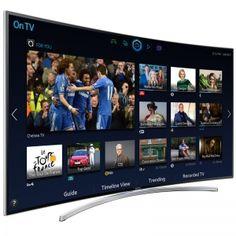 TV LED SAMSUNG UE48H8000 en promo chez Auchan Luxembourg