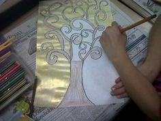 Klimt - Artist Study