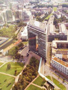 Düsseldorf in Nordrhein-Westfalen