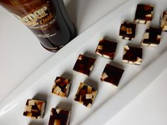 The jello shot has grown up! Try this combo of coffee liqueur and Whisper Creek Tennessee Sipping cream.