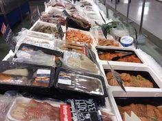 Welcher Fisch darf es denn sein? Die übliche Samstagsfrage ... #korntal