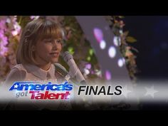 "(12-Year Old) Grace Vanderwaal Sings ""Clay"" (Original Song ) on America's Got Talent Season 11 Sept.2016 Love her!! She is so amazing & so talented! 😊 ☺ #AGT #AmericasGotTalent"