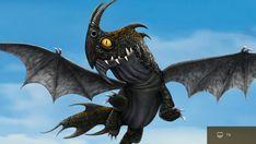Night Terror | Explora | Como entrenar a tu dragon