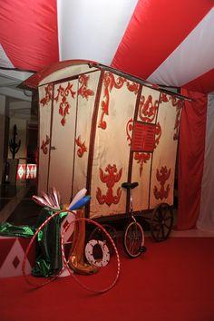 Circus Gala - Installazione circense
