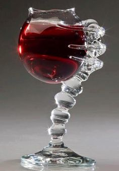 I want to find these skeleton hand wine glasses!!!