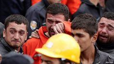 Turkey coal mine disaster: Desperate search at Soma pit