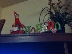 My elf named Jack!!