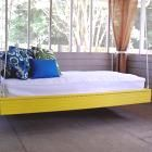 Porch Swing Beds On Pinterest Hanging Beds Outdoor Beds