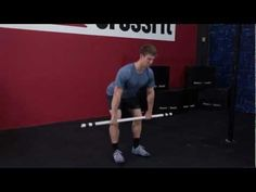 "Reebok CrossFit ONE Movement Demo ""Deadlift"""