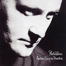 """""""Another Day in Paradise"""" by Phil Collins is Record of the Year."""