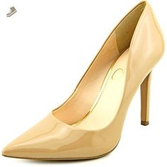 Jessica Simpson Cassani Women US 7.5 Nude Heels - Jessica simpson pumps for women (*Amazon Partner-Link)