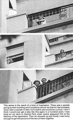 EVGENIA GL Jackie and Ari are caught by a photographer, watching a parade on Fifth Avenue. Ted Kennedy, Jacqueline Kennedy Onassis, Rare Images, Rare Photos, Aristotle Onassis, 5th Avenue, Cover Pics, Roman Catholic, Jfk