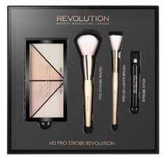 Makeup Revolution HD Pro Strobe Revolution  - Click to view a larger image