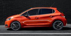 Auto REALIDADE: Peugeot promove leve reestilização no 208