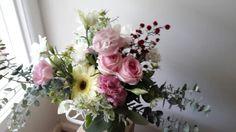 Bridal bouquet #melbourne #WeddingDesigner #instabride #weddingday #gardenroses #blush #weddinginspo #bridalinspiration #melbourneweddingstylist #melbourneweddingphotographer #melbournewedding #bridalmelbourne