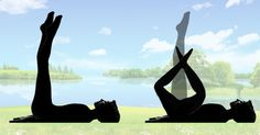 Len 5 minút pred spánkom – Pevnejšie stehná a brucho sú zaručené! Zapojte sa do tohto cvičenia a budete potrebovať menšie nohavice | Báječné Ženy Yoga Fitness, Health Fitness, Tracy Anderson, Pilates, Challenges, Sporty, Exercise, Workout, Animals