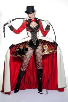 Circus Performers Costumes | BA (Hons) Costume with Performance Design are planning a number of