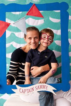 In Alfie's Room: The Ultimate Nautical Party