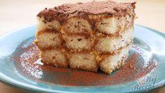Tiramisu s mascarpone Tiramisu, Sushi, Cheesecake, Ethnic Recipes, Food, Author, Mascarpone, Cheesecake Cake, Cheesecakes