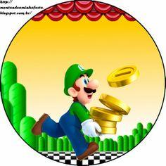 Super Mario Bros Party Printables